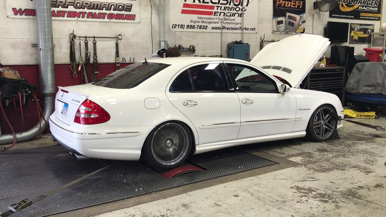 E55 77mm and tune 479WHP 514WTQ