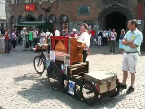 Music in the Markt, Brugge