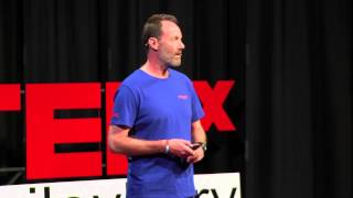 Your dawn wall (or pushing your personal boundaries) | Bill Irving | TEDxYouth@Haileybury