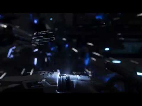Star Citizen - RSI Ursa Rover explosion