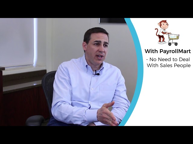 What Makes PayrollMart Different?