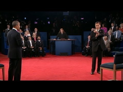 2nd Presidential Debate 2012 Complete - From ABC News and Yahoo News:  The Candidates Debate