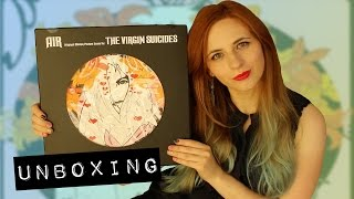 Virgin Suicides OST - Air Boxset UNBOXING