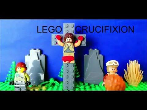 LEGO Jesus Crucifixion (Easter Special 2021) (Remastered) I Webdough Film
