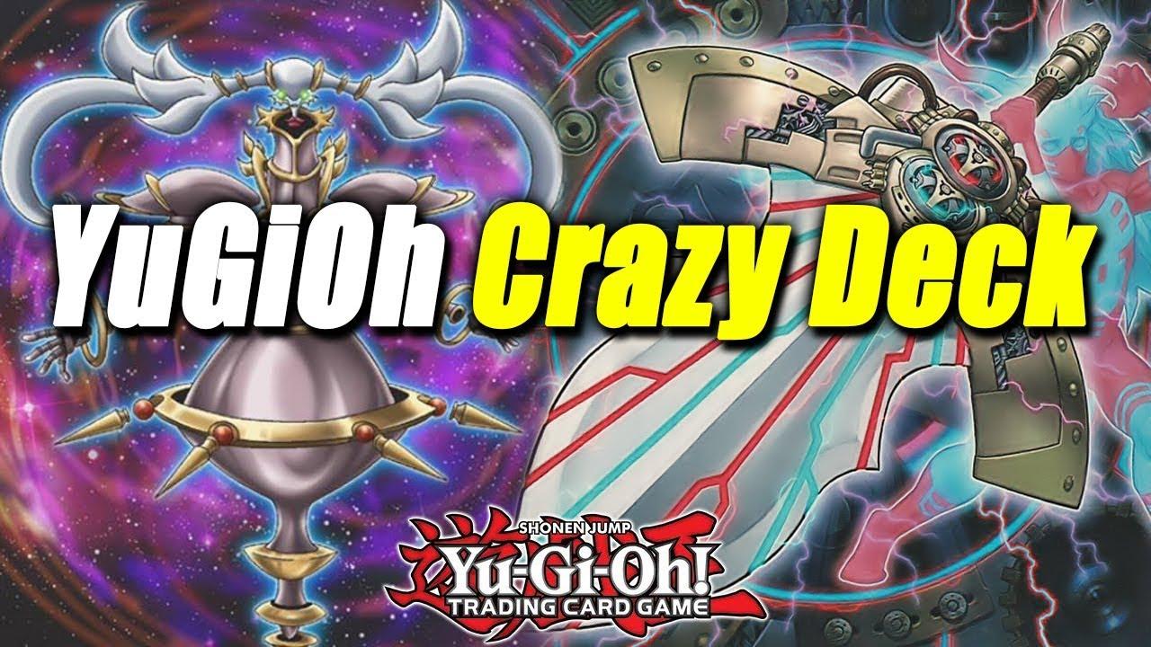Yu Gi Oh! Crazy Deck Idea! ANTI META!!! Timelord Artifact Deck