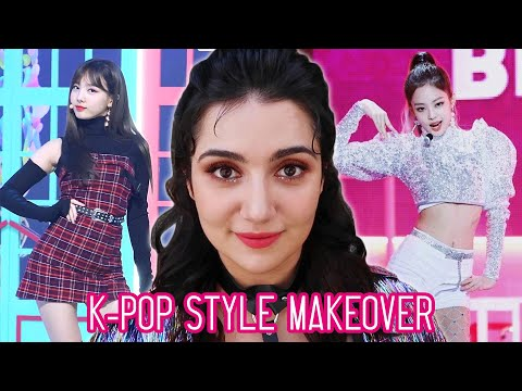 I Got A K-Pop Makeover