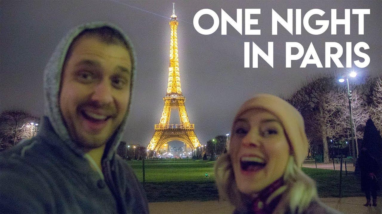 ONE NIGHT IN PARIS - YouTube