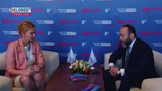 ЯМЭФ - интервью с Борисом  Любошицем