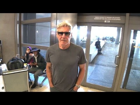 Harrison Ford Flies Commercial... What Happened To His Pilot's License?