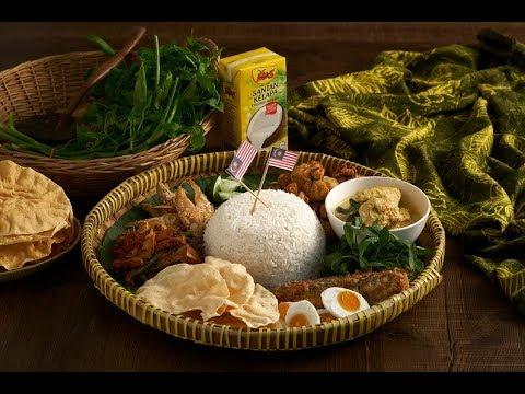 Resipi Nasi Ambeng Ms Santan Kelapa