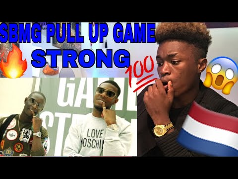 SBMG - Pull Up Game Strong ft. Diquenza FIRST REACTION