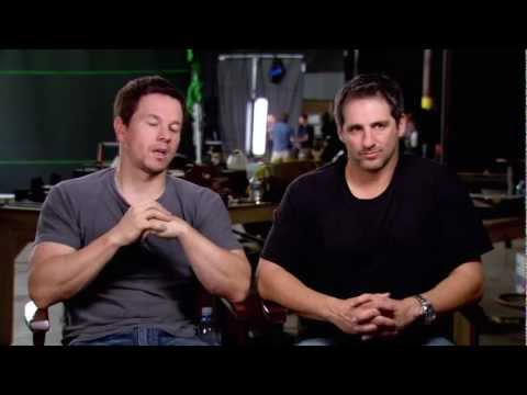 Contraband: Producers Mark Wahlberg and Steve Levinson On Set ...
