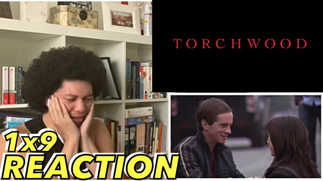 "Download Torchwood 1x9 REACTION ""Random Shoes"" Season 1 Episode 9"