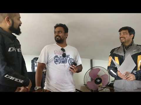 A little talk with Team XBhp - Road Trip United - 2017 - Visakhapatnam  Meetup - Sundeep Gajjar