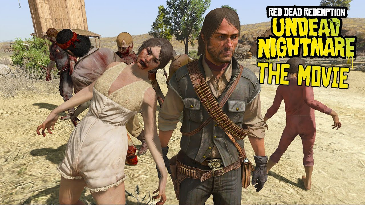 Red Dead Redemption Undead Nightmare The Movie Hd All Cutscenes Youtube He has also appeared in the bernie mac show, no country for old men, and warehouse 13. red dead redemption undead nightmare the movie hd all cutscenes