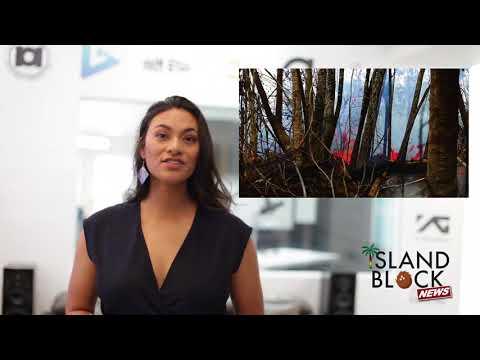 "Island Block News - ""When Pele Awakes"" the activity of Kilauea."
