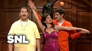 Court TV Show - Saturday Night Live