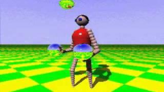 Amiga Juggler Demo - 1986