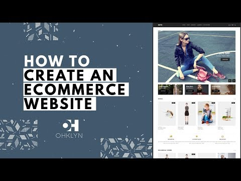 How to Create An eCommerce Website 2018 | WooCommerce Tutorial