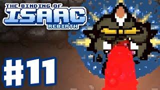 The Binding of Isaac: Rebirth - Gameplay Walkthrough Part 11 - Boss Rush and Satan! (PC)