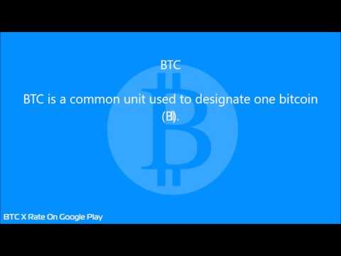 10 Commonly Used Bitcoin Terms Explained