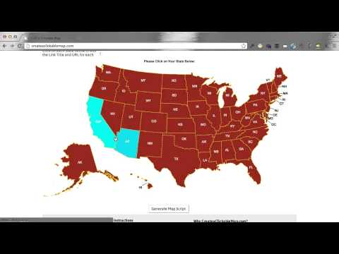 Create A Clickable Map - Create-us-map-color-coded