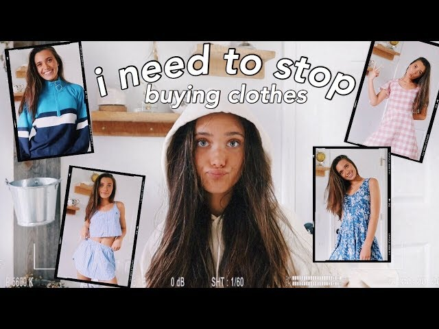 try-on clothing haul! its back to school time?