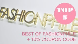 Best Fashionphile Finds + 10% Coupon!