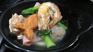 BBQ and Soup of Sakura  Asian Food