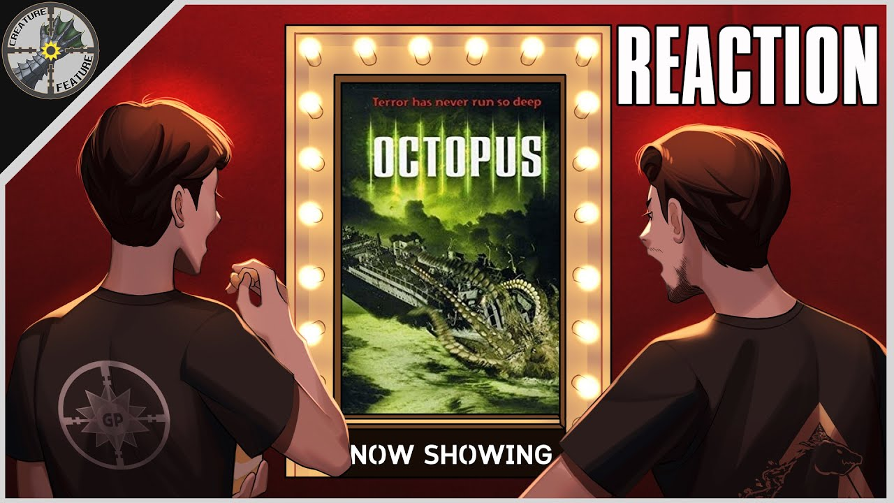 Download Octopus (2000) Film Reaction - Greyshot's View to Review