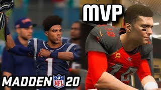Next NFL Season, but its decided by Madden