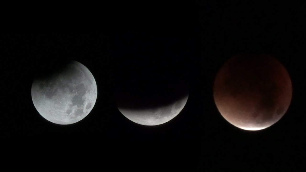 Penktadienį laukiama ilgiausio Mėnulio užtemimo - Verslo žinios
