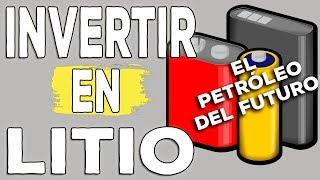 """Litio: """"el petróleo del futuro"""" que puede hacerte rico"""