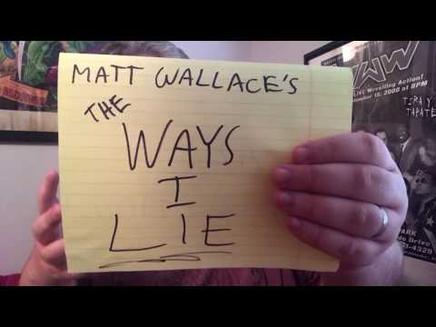 The Ways I Lie: Writing ALL The Action