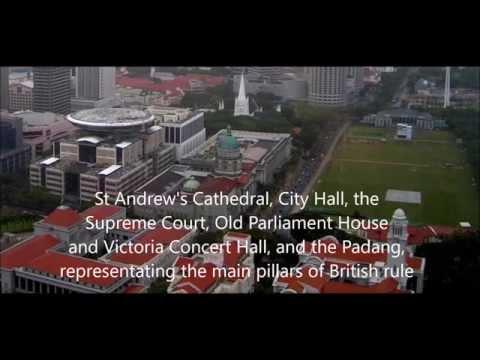 The British Foundations of Singapore