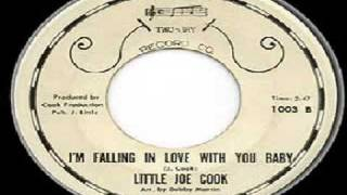 Little Joe Cook - Im Fallin In Love With You Baby