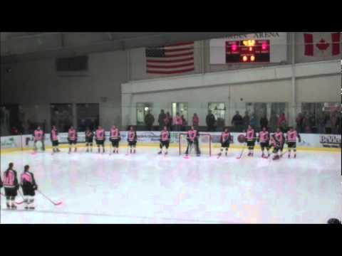 Pink The Rink - Castleton Vs. Umass-Boston
