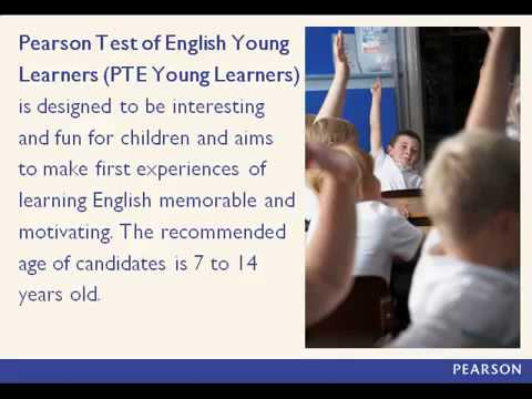 Video PTE YOUNG LEARNERS