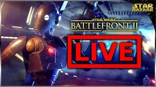 May Update HvV/CS Stream | Star Wars Battlefront 2 LIVE