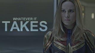 Captain Marvel || Whatever It Takes