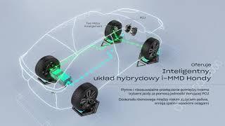 Honda HR-V z napędem e:HEV