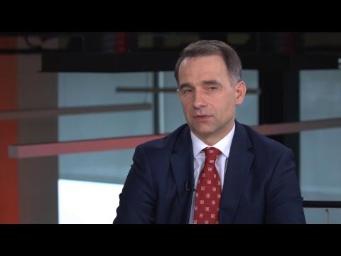 """DELFI TV Gyvai: pokalbis su """"valstiečių"""" kritikos sulaukusiu susisiekimo ministru Roku Masiuliu"""
