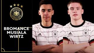 Deutschlands Top-Talente! Jamal Musiala & Florian Wirtz im Doppel-Interview