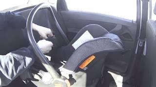 Как установить автолюльку в машину