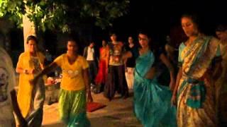 Crazy Night Kirtan - Hare Krishna Festival in New Vrajamandala, Spain - Day 2 - Aug 14, 2012
