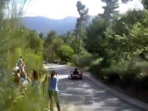 3ª Grande Corrida de Carros de Rolamentos - em Vila Cova