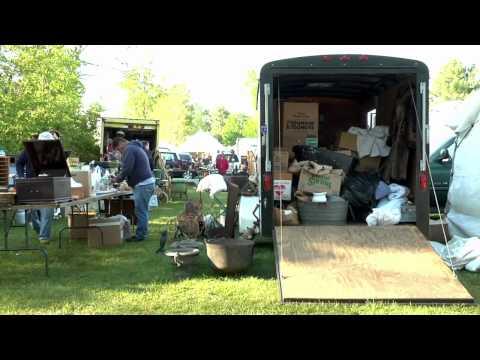 Brimfield Antique Fair: The Dealers