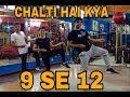 Chalti Hai Kya 9 Se 12 Song Judwaa 2 Desire Dance Fitness Academy
