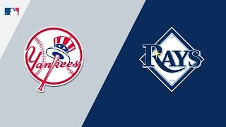 Game 40 New York Yankees vs Tampa Rays GM3. LIVE FAN play by play Reaction STREAM May 12, 2019