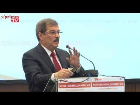 FIAR 2016 - MOTOR INSURANCE Conference  Marius VORNICEANU Vice President - Insurance Sector, FSA